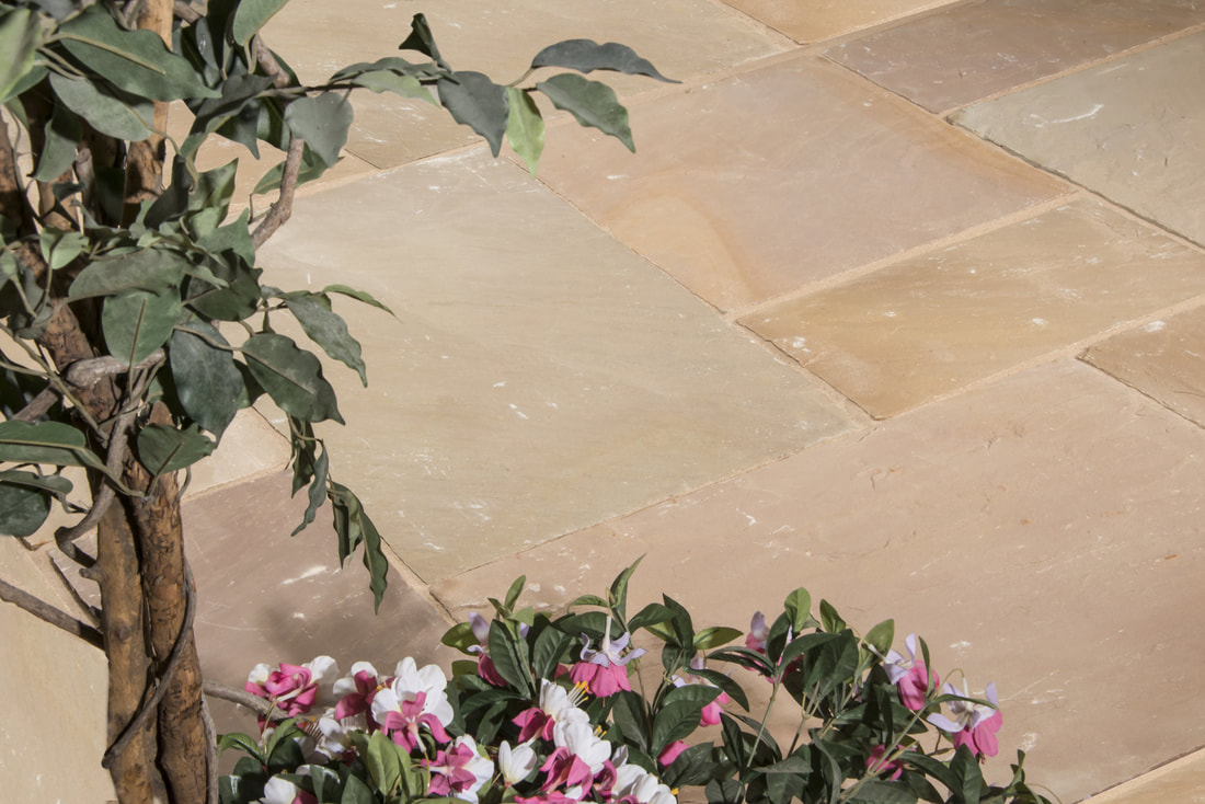 Indian Sandstone Paving Whalebone Building Amp Paving Centre